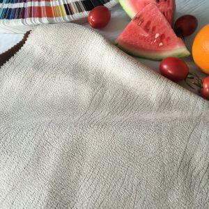 100% Poli Sofá Fabricante de tecido