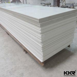 Acrílico modificado blanca superficie sólida el panel de pared