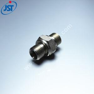 Accoppiamento lavorato CNC del sindacato di precisione dell'acciaio inossidabile di OEM/Customized in adattatore