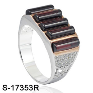 Мода украшения 925 Серебряное кольцо с установленными на заводе Hotsale Леди кольца