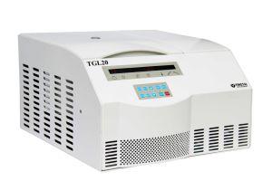 Centrifuga refrigerata ad alta velocità di piano d'appoggio Tgl20