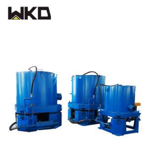 Separatore centrifugo dell'oro del grande di capienza del giacimento detritico di estrazione dell'oro falco della strumentazione