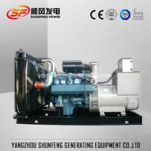 640kVA Puissance électrique de gazole avec le moteur de génération de Doosan