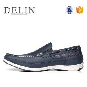 Nuevo Diseñador Casual zapatos planos para hombres