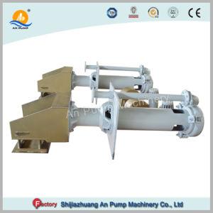 Pompa verticale sommergibile elettrica centrifuga del pozzo della pompa dei residui dell'asta cilindrica lunga