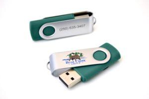Настраиваемый логотип флэш-накопитель USB 8 ГБ