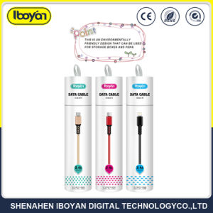 2.4A電光両面USBデータ充電器ケーブルの電力