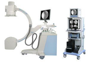 Il più poco costoso! ! Macchina medica di radioscopia dei raggi X del C-Braccio da vendere Mslcx30