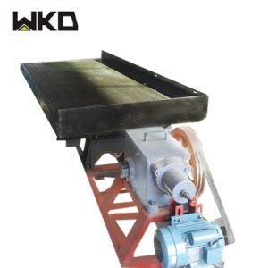 無水ケイ酸のジルコンの砂の分離のための中国鉱山の振動表