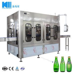 機械を作る1つの炭酸清涼飲料に付き3つ