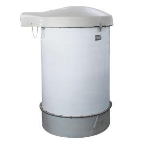 Mini Aspiradora colector de polvo de cemento silo