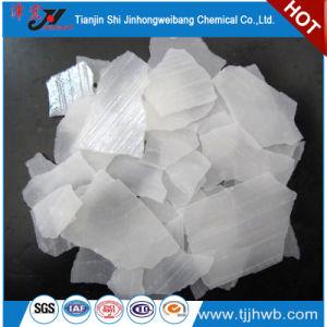 Торговая марка Jinhong 99% Каустическая Сода хлопья для бумаги на заводе