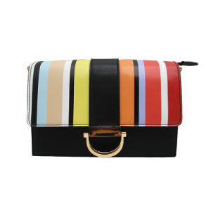 저녁과 데이트 대중적인 여자 Crossbody 부대 Hotsale 어깨에 매는 가방을%s 특별한 신식 인쇄 핸드백 PU 숙녀 지갑