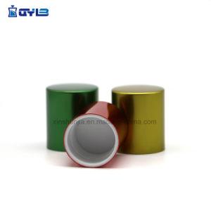 유리병을%s 제조 다채로운 알루미늄 모자