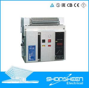 Tipo gaveta 2000um disjuntor de circuito de ar inteligente Universal Acb Aire Disjuntor de caixa do interruptor