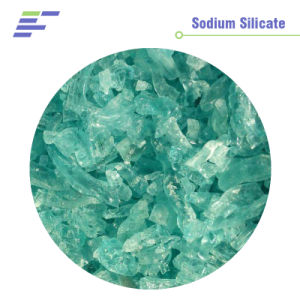O silicato de sódio sólido de nível industrial para a utilização de detergentes