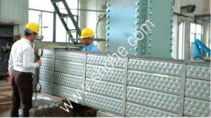 産業広い発酵のためのチャネルによって溶接される自由な流れ316Lのステンレス鋼の版の熱交換器