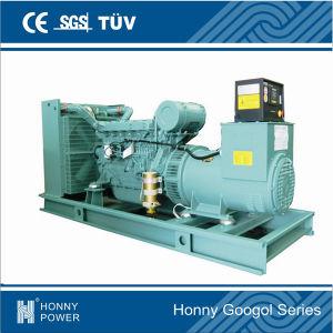 50Hz 1000rpm Googol Generator Met lage snelheid 200kw/250kVA (HGM275)