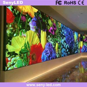 Etapa de la publicidad display a todo color de la pantalla LED para Video Concierto Factory