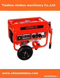 6KW Gerador Gasolina Ohv Venda Quente Geradores de gasolina