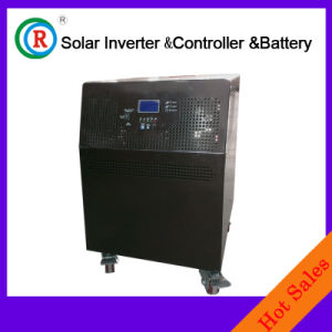 Home Systemのための太陽InterverおよびSolar Controller Integrated Machine