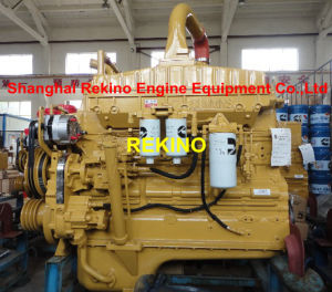 De Dieselmotor van Cummins Nta855-C450 voor de Machines van de Bouw