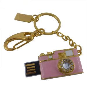 OEM de PromotieAandrijving van de Flits van de Camera USB