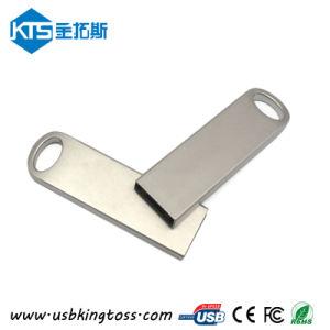 レーザーLogoとのMetal小型USB Flash Drive
