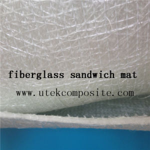 CS450/PP180/CS450 Fibra de tapete de fluxo para o Molde Fechado