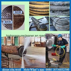 Strumentazione industriale ad alta pressione di pulizia del tubo di acqua della rondella dell'artificiere del tubo