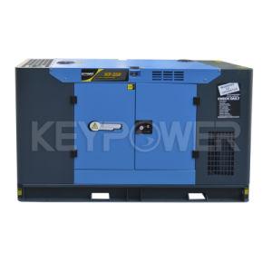 Nuovo generatore di disegno 25kw, Cummins silenzioso e di piccola dimensione eccellente
