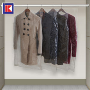 플라스틱 LDPE 롤을%s 가진 명확한 세탁물 드라이 클리닝 여행용 양복 커버