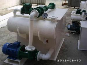 Tipo de Rpp cheio de jacto de água de plástico da bomba de vácuo