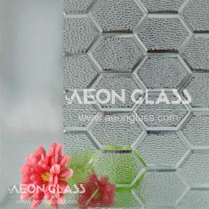 3mm ontruimen Voorgesteld Glas