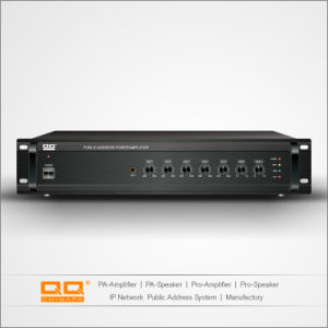 Lba-280 Preamplificador de micrófono y audio para el sistema de megafonía 60W-1000W