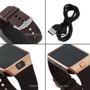 Intelligente Uhr des Uhr-Telefon-Dz09 Bluetooth mit Camera/SIM Karte