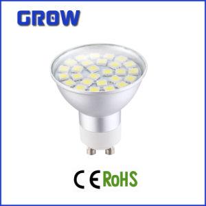 3.2With4.2W E27 Aluminium SMD LED Spotlight (GR612)