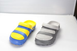 New Design Fashion Hot Sale Lady Clogs (TNK40071)