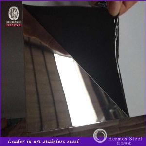 304ステンレス鋼作業のための第8夕食ミラーの金の終わりのステンレス鋼シート
