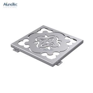 Feuille de métal en aluminium anodisé les dalles de plafond