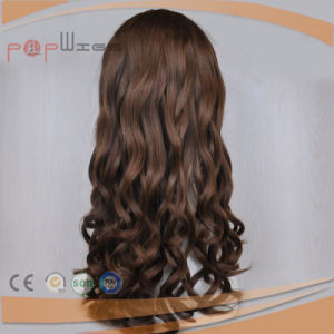 ブラジルの毛のユダヤ人のユダヤの巻き毛のかつら(PPG-l-0307)