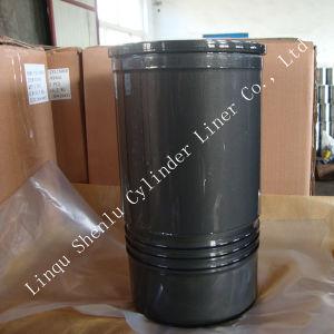 De Voering van de Cilinder van de Motoronderdelen van het Gietijzer Voor Cummins Nt855 wordt gebruikt die