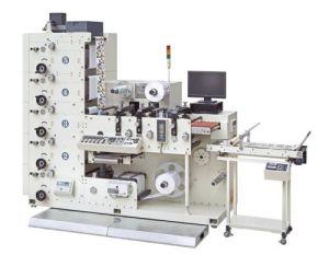 Velocidade alta Label Flexo máquina de impressão