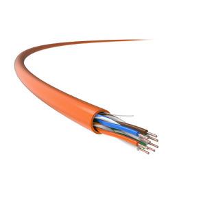 UTP Cat 5e Cable de red de 305m de cable LAN CCA