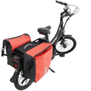 A CARGA E-bike 48V350W Rack Traseiro Grande bateria de lítio de longo alcance