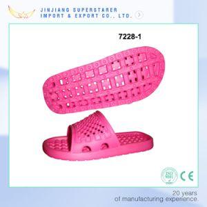 Salle de bain Simple EVA pantoufle, Rose femmes Pantoufle de bain