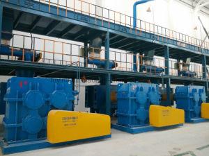 Droge Korrelende volledige apparatuur voor formulemeststoffen voor ammoniumchloride