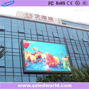 P20 plein de plein air fixe LED de couleur de la publicité du panneau de l'écran