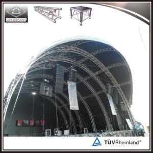 イベントの段階のトラス段階装置のためのアルミニウムトラス照明トラス屋根のトラスシステム
