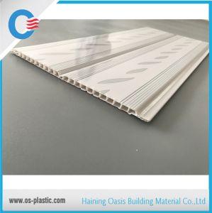 Green Leaf 200mm de largeur du panneau de plafond PVC PVC étanche panneau mural